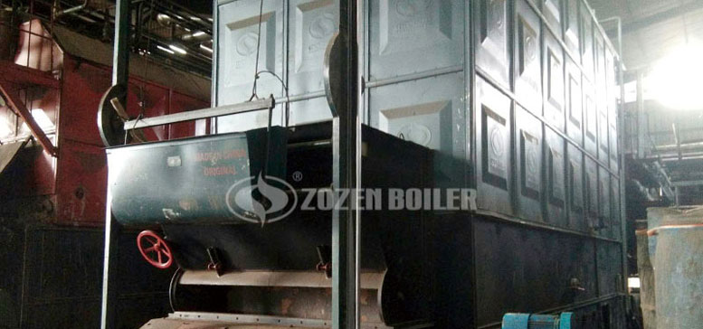 YLW Series Coal/Biomass Fired Thermic Fluid Heater