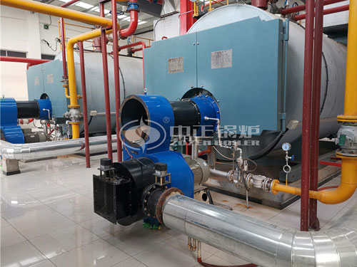 10 ton wns natural gas steam boiler price