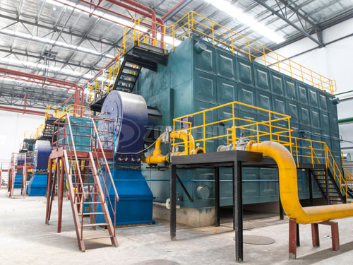 Global Industrial oil and gas fired Boiler Market