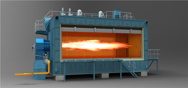 Heavy Oil Fired Boiler